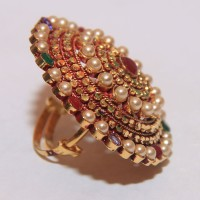Exclusive EID Ring Collection RA06A Multi (Default)