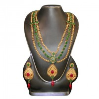Mixed Silver Gold Plated Lohor Har-01