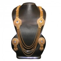 Mixed Silver Gold Plated Lohor Har-03