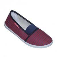 Panda Walker's Optive Red Shoe