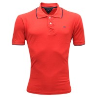Tommy Hilfiger Polo Shirt SB09P Red