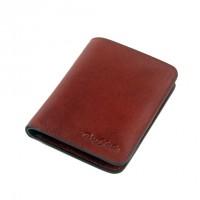 Buffalo Brown Men's Leather Wallet 1989
