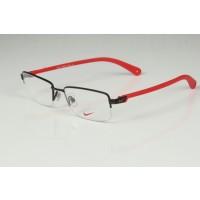 Nike 8032 Black Red Eyeglasses