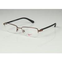 Nike 8032 Coffee Black Eyeglasses