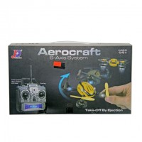 Aerocraft 6-Axis System JXD388 With Protection Cover
