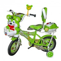 Children Bicycle Doraemon (Green)