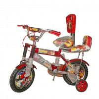 Children Bicycle Rubji (Red)