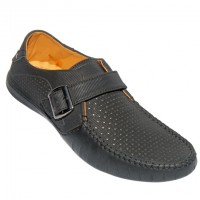 Men`s Loafer Black A8031-2