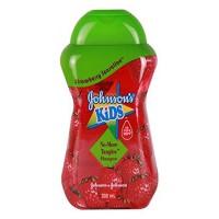 Johnson's Kid Strawberry Sensation No More Tangles Shampoo 300ML