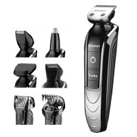 Kemei KM 1832 5in1 Washable Electric Shaver And Multi Grooming Kit