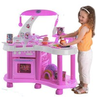 Zhibo Jumbo Kitchen Center Play Set 6013B