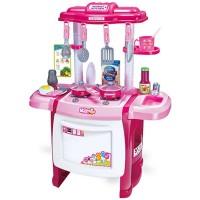 Happy Kitchen Electronic Kitchen Play Set KPS712