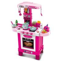 Kids Cook Electronic Kitchen Play Set KPS714