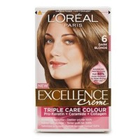 L'Oreal Excellence Permanent Hair Color 6