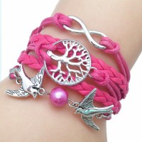 Love Birds Ladies Bracelet