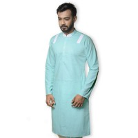 LAVELUX Festive Collection Cotton Embellished Eid Panjabi EL705