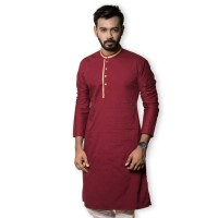 LAVELUX Festive Collection Cotton Embellished Eid Panjabi EL707