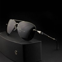 Luxury Mercedes-Benz Sunglass - M743B Black Replica Edition