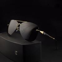 Luxury Mercedes-Benz Sunglass - M743G Golden Replica Edition
