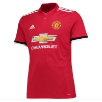 Manchester United Half Sleeve Home Jersey 2017-18