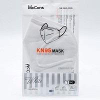 McCons KN95 (5 Layer) – GB2626-2006 Mask (Single Pack)