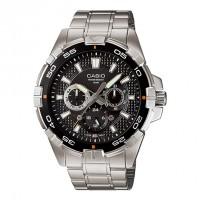 Casio Men's MTD-1069D-1AVDF Quartz Silver Watch