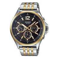Casio Multi Function Gents Watch MTP E303SG 1AVDF