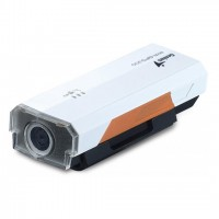 Genius New DVR-GPS300 VGA Bycycle/car recorder with GPS info tracing on google maps