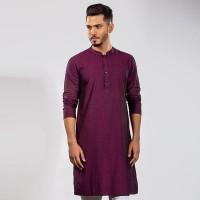 OBTAIN Premium Slim Fit Festive Collection Panjabi OL2715