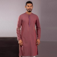 OBTAIN Premium Slim Fit Festive Collection Panjabi OL2731