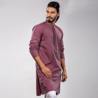 OBTAIN Premium Slim Fit Festive Collection Panjabi OL2733
