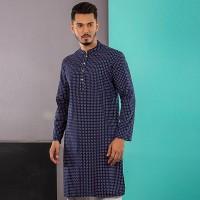 OBTAIN Premium Slim Fit Festive Collection Panjabi OL2716