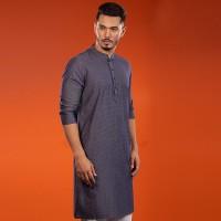 OBTAIN Premium Slim Fit Festive Collection Panjabi OL2717