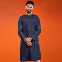 OBTAIN Premium Slim Fit Festive Collection Panjabi OL2722