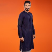 OBTAIN Premium Slim Fit Festive Collection Panjabi OL2726