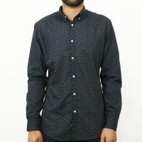 OBTAIN Premium Slim Fit Printed Casual Shirt OL727