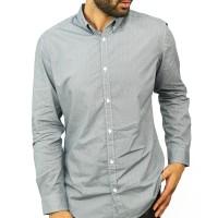 OBTAIN Premium Slim Fit Printed Casual Shirt OL735