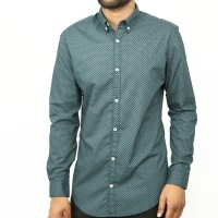 OBTAIN Premium Slim Fit Printed Casual Shirt OL736