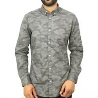 OBTAIN Premium Slim Fit Printed Casual Shirt OL737