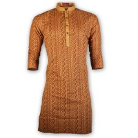 Exclusive Festive Collection Printed Panjabi MH131