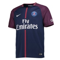 Paris Half Sleeve Away Jersey 2017-18