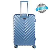PRESIDENT 26 inch Hard Case Travel Luggage On 4-Wheels Suitcase SkY BLUE PBL741