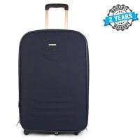 PRESIDENT 28 inch Hard Case Travel Luggage On 4-Wheels Suitcase Black  PBL737