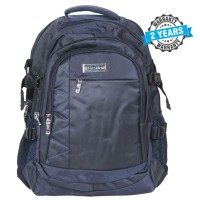 President Waterproof Bag For Laptop Backpack DARK BLUE PBL788