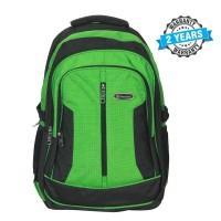 President Travel Bag Fashionable Backpack  Nylon GREEN&BLACK  PBL798