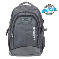 President  Fashionable Waterproof  Backpack  Nylon Grey PBL804
