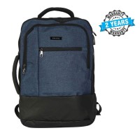 President Fashionable   Backpack Nylon Blue   PBL807