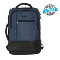 President Fashionable   Backpack Nylon Blue   PBL807