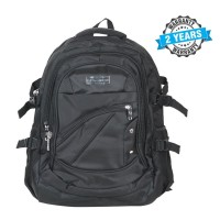 President Waterproof Travel Bag Fashionable Backpack  Nylon BLACK  PBL811