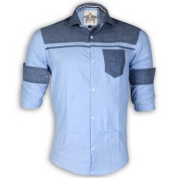 PRODHAN Pure Cotton Casual Shirt PC256